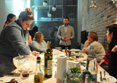 Warsztaty kuchni gruzinskiej w Warszawie