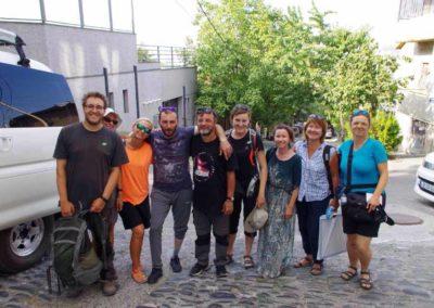 Grupa rusza do Tuszetii