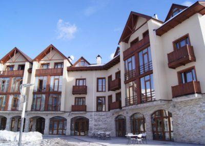 New Gudauri apartamenty