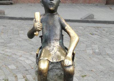 Pomnik tamady w Tbilisi