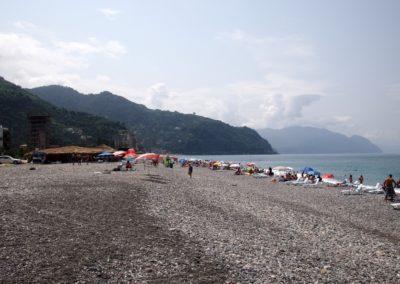 Wybrzeże Morza Czarnego - Gonio