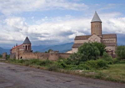 Monastyr Alaverdi z VI - XI wieku