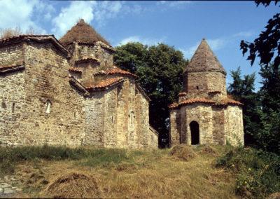 Kompleks klasztorny Stara Szuamta z VI - VIII wieku