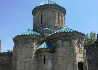 Kościół z X wieku w mieście-twierdzy Kwetera