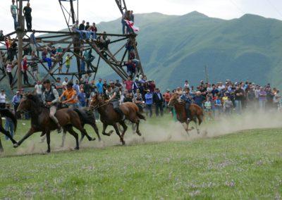 Wyścigi konne na Kaukazie
