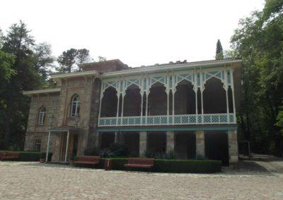Pałac rodziny Czawczawadze w Tsinandali