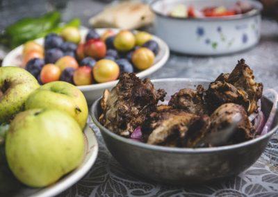 Gruzińskie jedzenie na 3. miejscu w Europie - objadamy się!