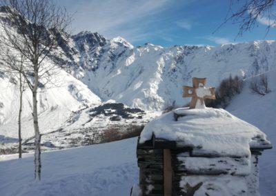 Zimowa wycieczka do Kazbegi