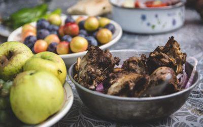 Jedzenie mocy – zasady diety przedwyprawowej