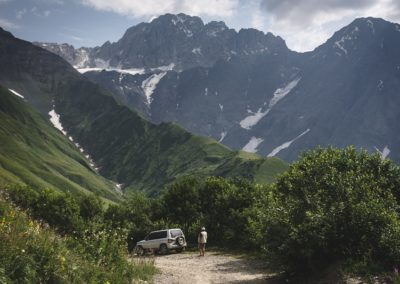 Trekking w kierunku Szchary