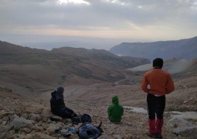 Wyjscie szczytowe na Shahdag (4243 m)