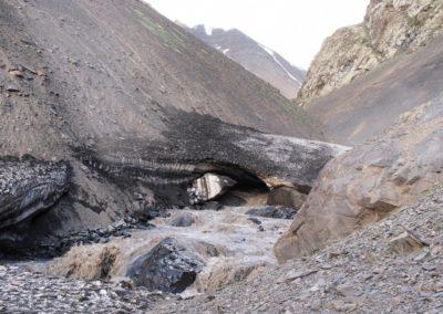 W kierunku Bazarduzu (4467 m)