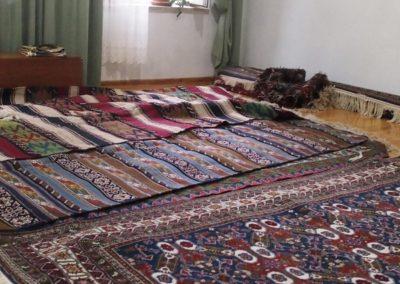 Fabryka dywanów w Qubie - Azerbejdzan
