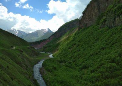 W drodze do Doliny Truso