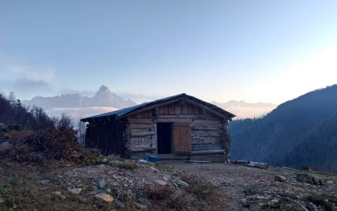 O tym, jak wyremontowaliśmy chatkę pod Lailą (4008 m)