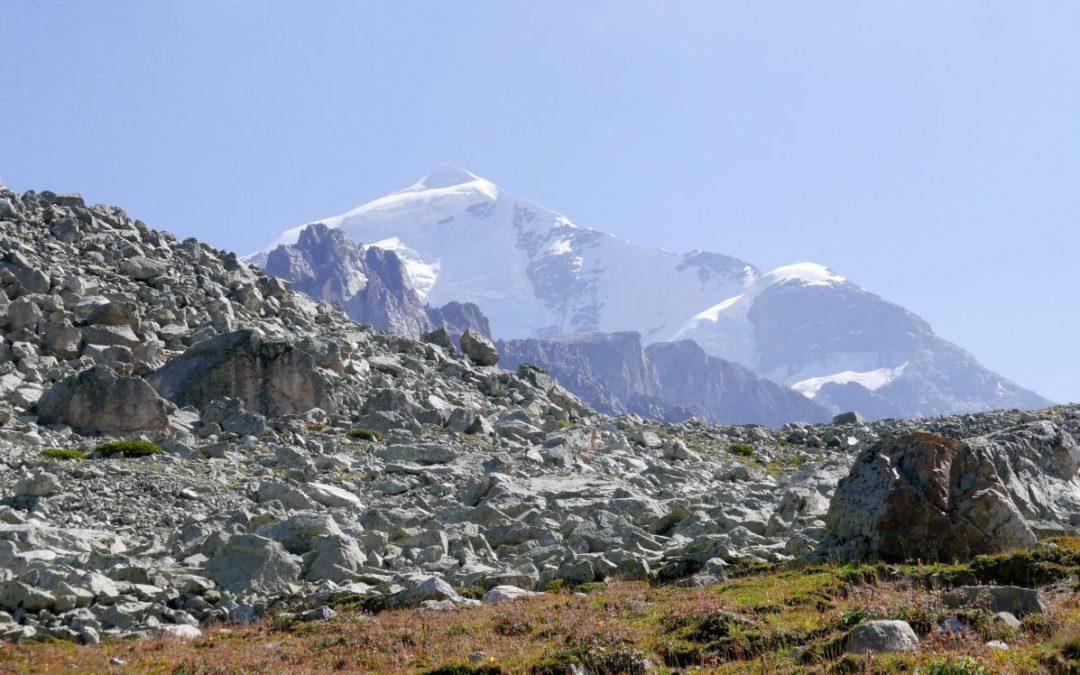 4-tysięczniki Kaukazu – Tetnuldi, Laila, Shahdag, Bazarduzu
