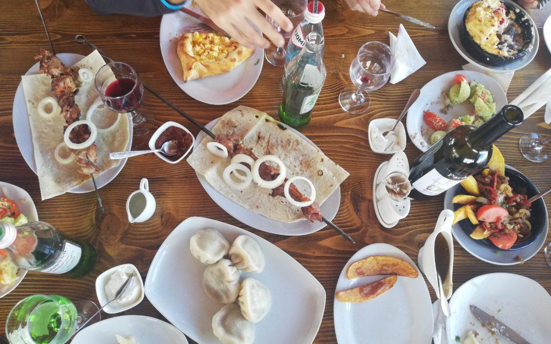 Kuchnia gruzińska – przepisy od Nino Melikishvili
